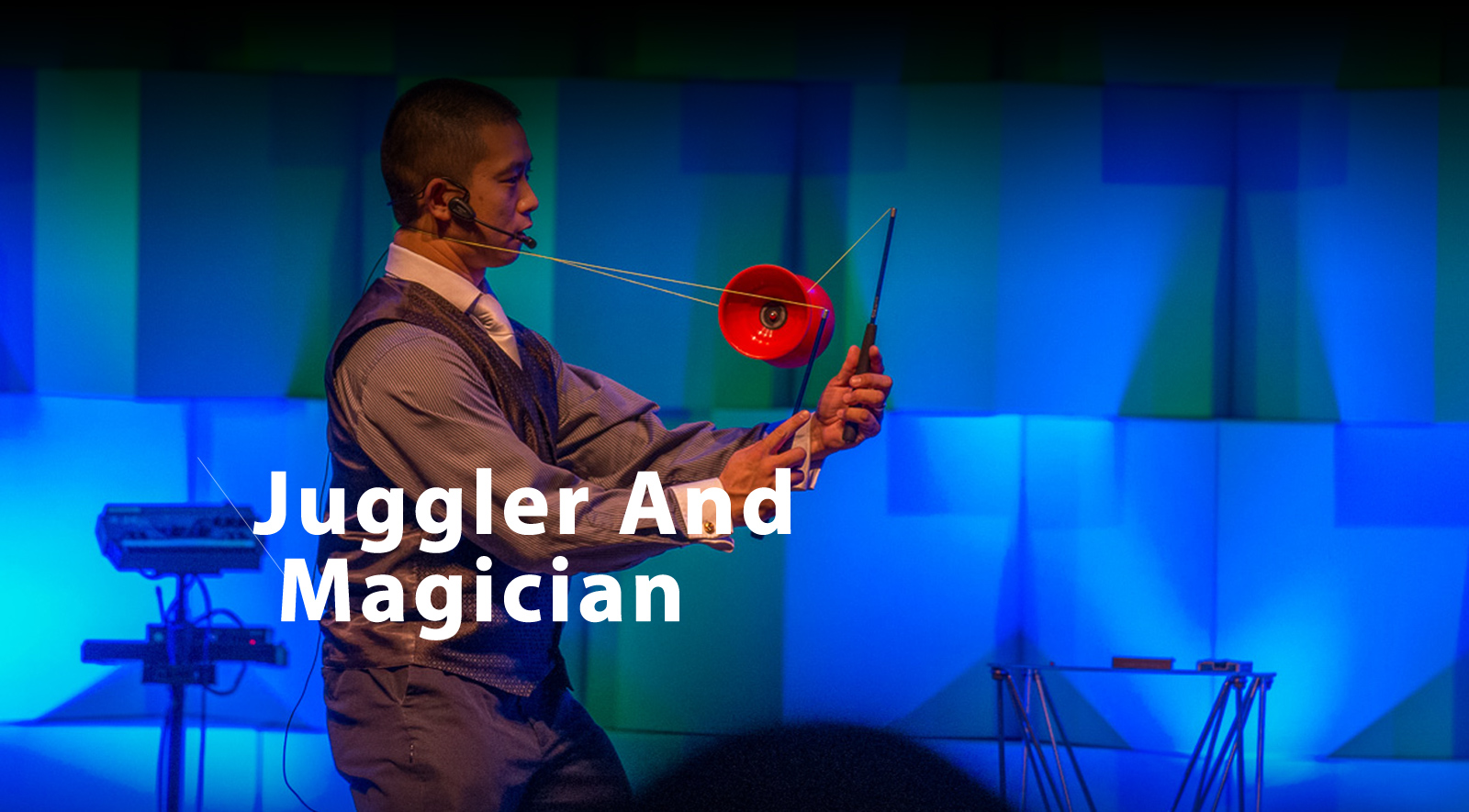 Bay Area Juggler