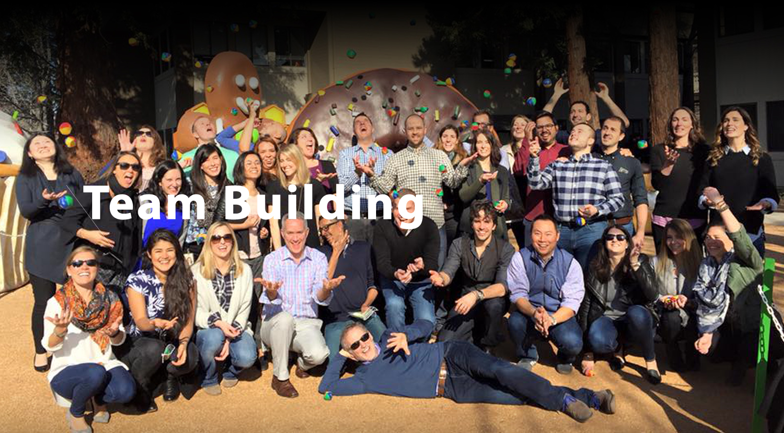 team-building activities in the Bay Area
