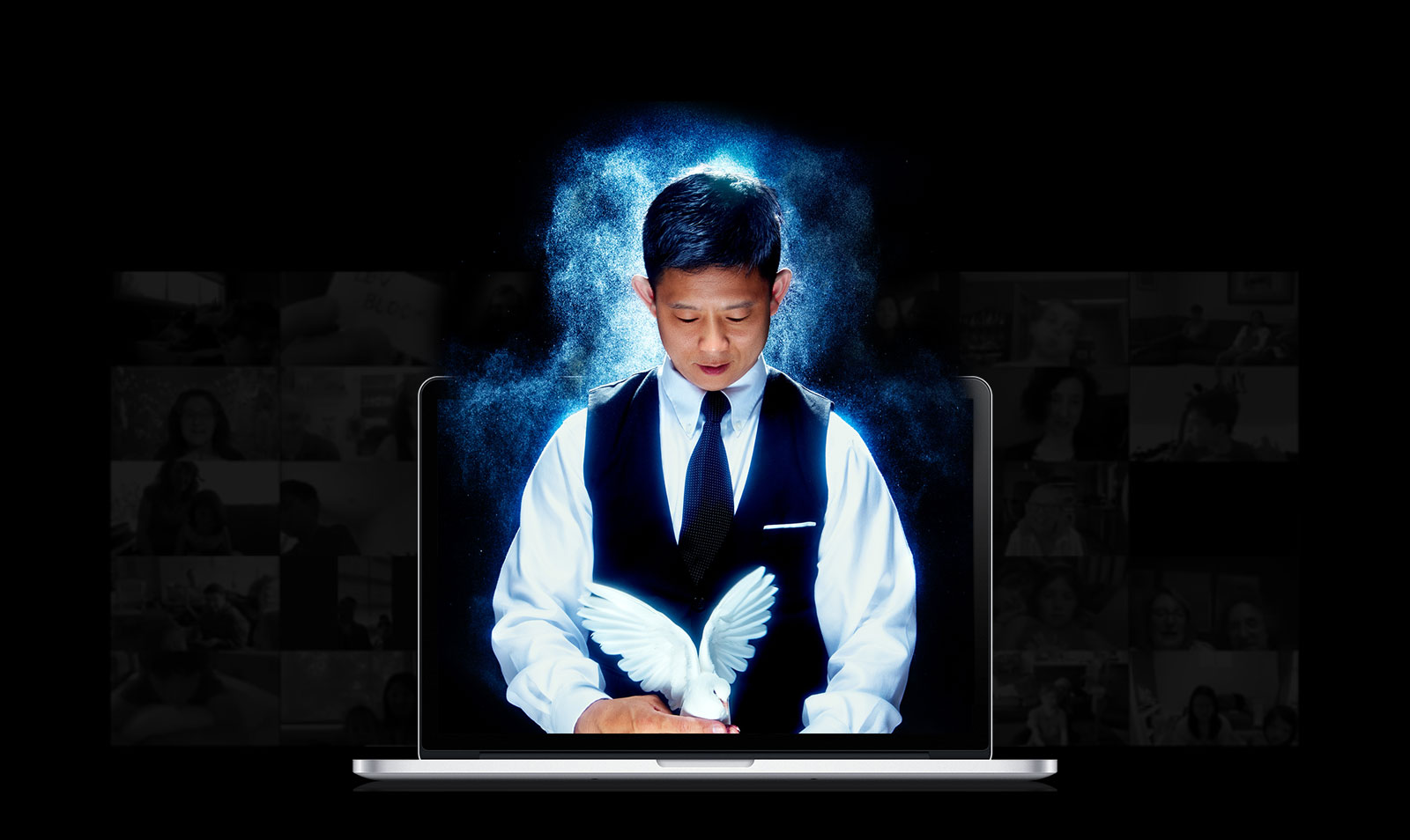 Virtual Magician and Mindreader